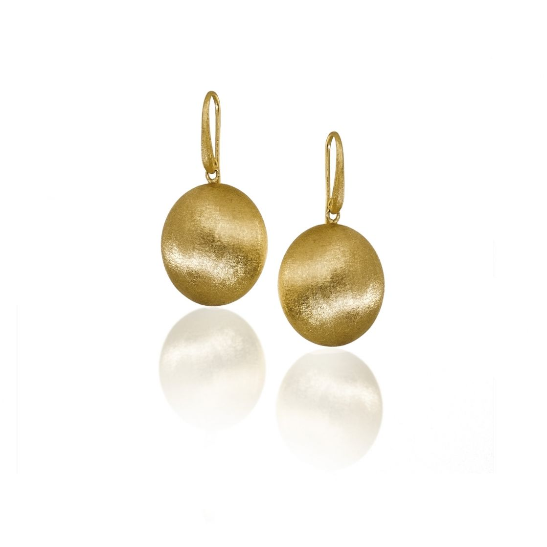 Bronze Drop Earrings