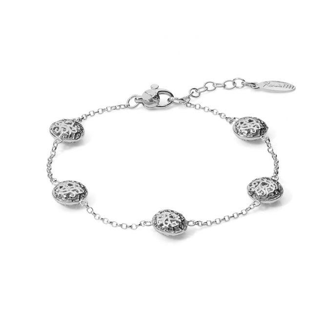 Filegree elements bracelet