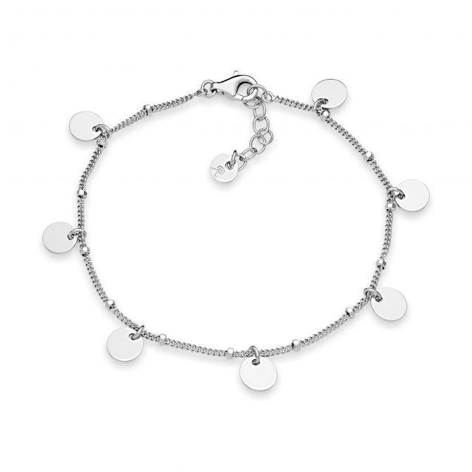 Bracelet With Small Polish Circles