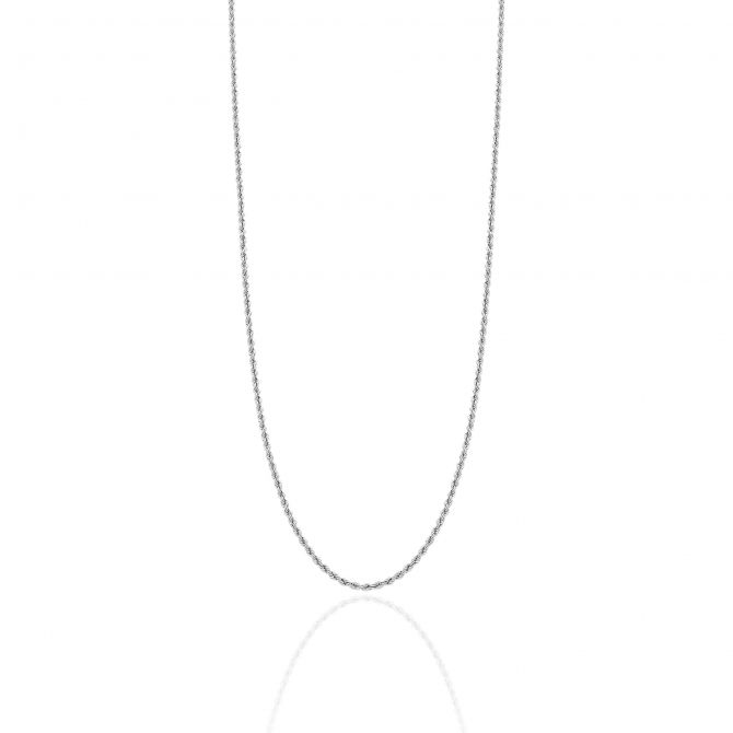 Necklace With Rope Chain