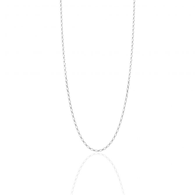 Necklace With Empty Chain