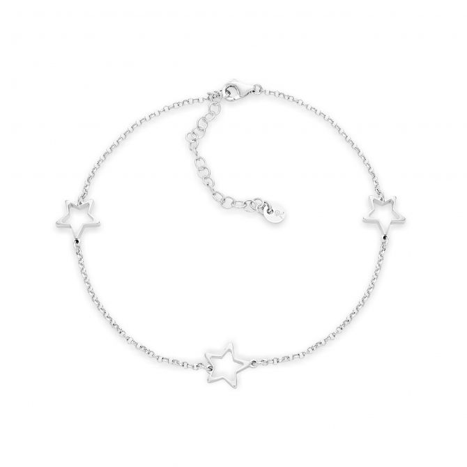 ANKLET WITH STARS